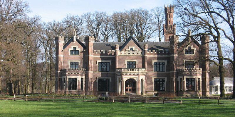 Kaarten schooltoneel 'Het Landhuis'