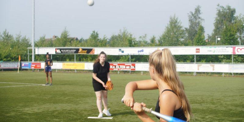 Sportdag in Putten