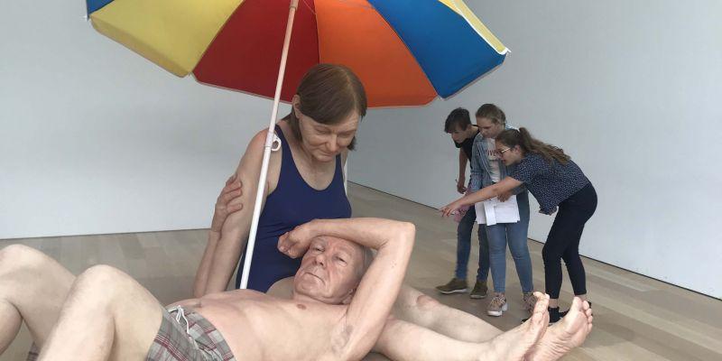Inspirerende start van Da Vinci kunstproject