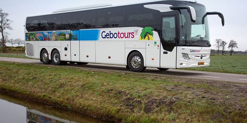 6-10 jan.: Bussen i.p.v. veerpont