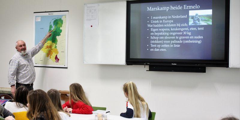 Het Pakhuis geeft workshops over de Romeinen