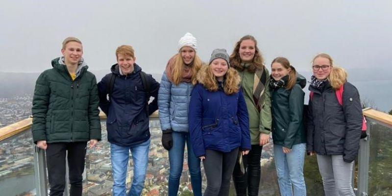 Erasmus in Noorwegen