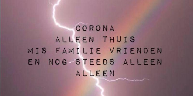 Leerlingen schrijven 'Elfjes' over Corona