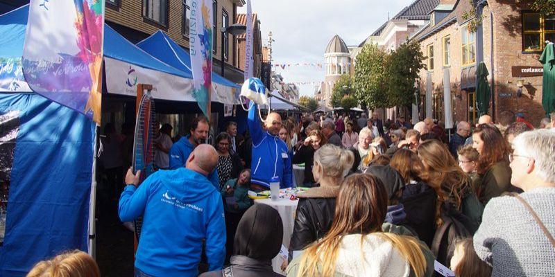 Groevenbeek Putten met stand op de Ossenmarkt!