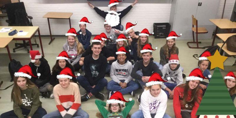 Kerstviering: 'Net even anders'