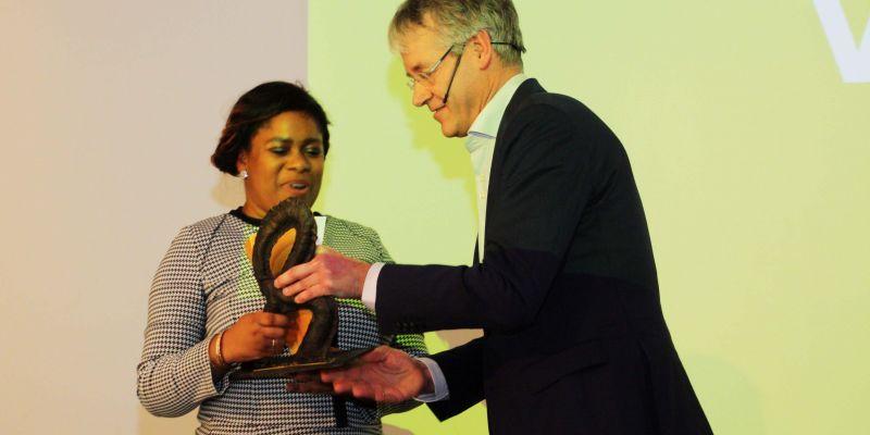 Lucelle Deneer verkozen tot 'Leraar van het jaar'