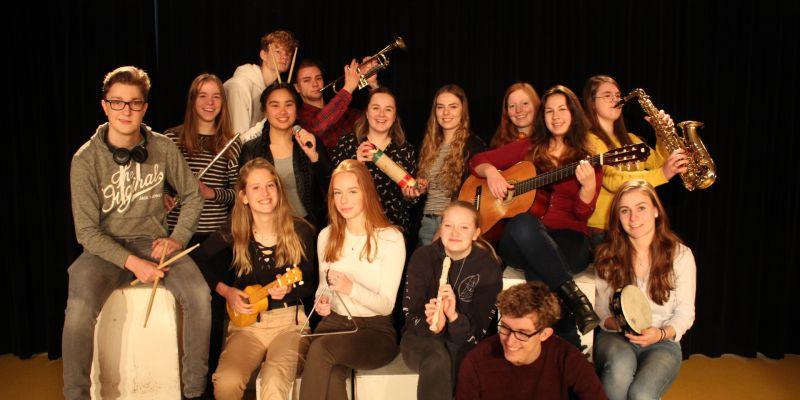 Muziekexamen leerjaar 5 havo en atheneum