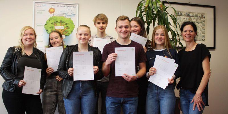 Herzlichen Glückwunsch zum Goethe Zertifikat!