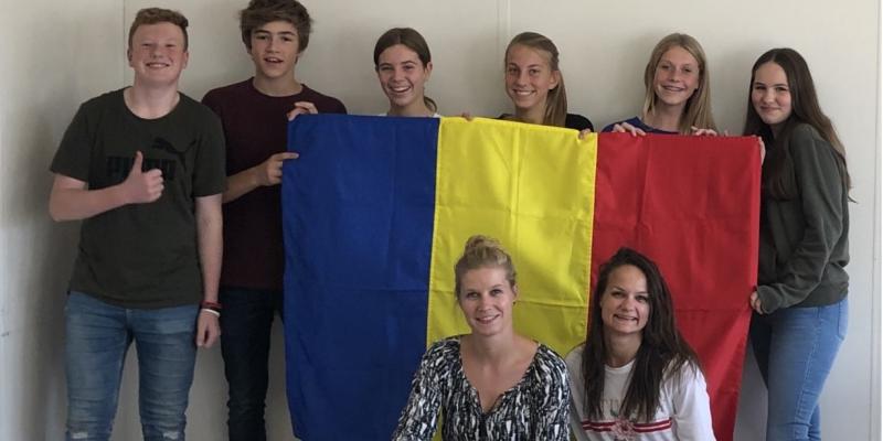 Ambassadeurs Groevenbeek naar Roemenië