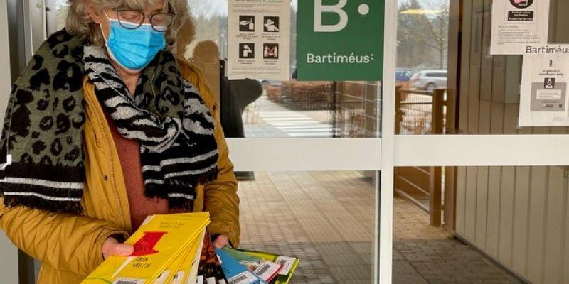 Luisterboeken voor Bartiméus