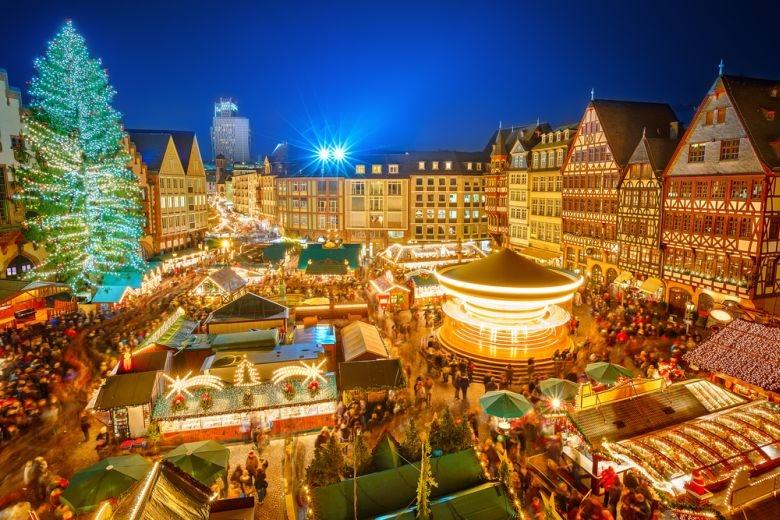 Excursie Kerstmarkt Oberhausen