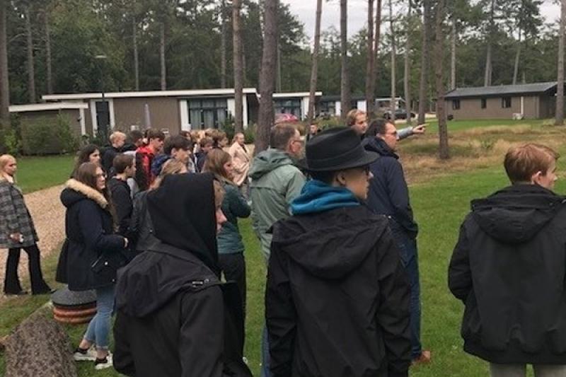 BSS bezoek Delfts Blauw/Haeghehorst